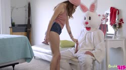 BrattySis Alex Blake, Lily Adams - Creampie Surprise