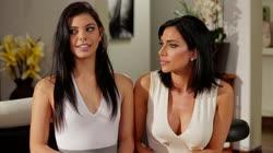 Allie Haze, Jaclyn Taylor And Gina Valentina - The Family Sexologist