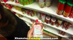 Fucking Glasses - Fucking A Clueless Redhead
