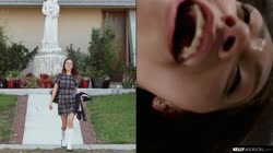 Kellymadison - Kara Faux Split Screen Church Girl