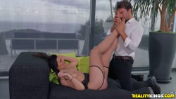 RealityKing - Hannah Vivienne From Business To Pleasure