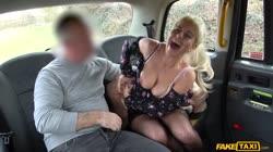 FakeTaxi Kelly Cummins - Ass Eating Cum Swallowing MILF