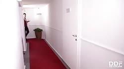 DDFBusty Ania Kinski - Hotel Room Ass Fuck