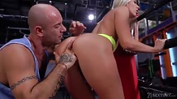 Assholefever Angelika Grays The Unexpected Trainer