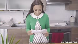 Sislovesme Adriana Maya The Horny Job Hunter