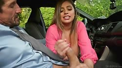Devilsfilm Ella Knox Ready For A Busty Ride