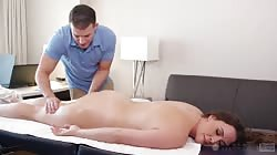 FantasyMassage Chanel Preston - Complementary Massage
