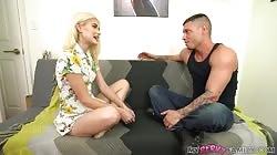 Mypervyfamily Jessie Saint - Hot Sister Jessie Wants To Taste My Cum For Practice