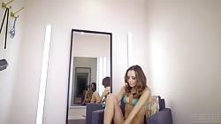 Fittingroom Kayta Clover Wet Thong Bikini