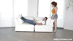 Familystrokes  Annabel Redd My Bully Stepsister Rode My Dick