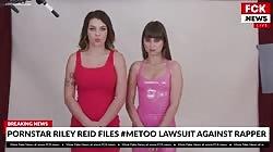 Bang Fakenews  Riley Reid And Gabbie Carter