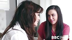 Bbcparadise  Whitney Wright And Becky Bandini Orgasmic Seal Of Approval