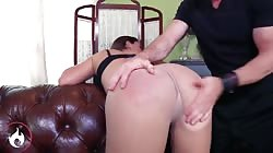 Houseofyre  Mallory Sierra Playing Rough