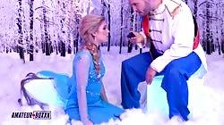 AmateurBoxxx Kali Roses Winter Princess Controlled