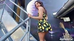 JacquieEtMichelTV Valentina Bianco Is Having Fun At Zinzin In Aurillac