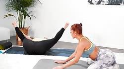 MommysGirl Vanna Bardot Ryan Keely Making Mom Sweat
