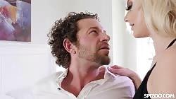 Spizoo Morgan Rain Savors A Sizzling Hot Sex