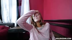 SisLovesMe Lily Glee Febby Twigs Jealous Step Sis