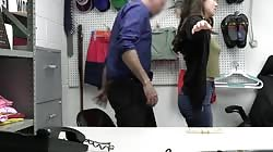 Shoplyfter Maddy May - The Spoiled Thief