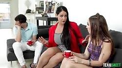 Teenpies Bailey Base And Miss Raquel - Stepmom Hates My New Girl