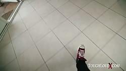 Toughlovex Kenzie Taylor - BTS