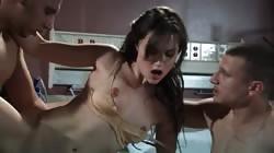 Sasha Grey - Threesome