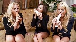 PornFidelity Veronica Avluv, Karen Fisher, Kelly Madison - Milf Academy