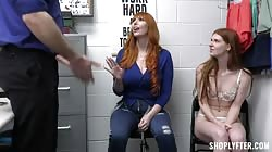 Shoplyfter Jane Rogers, Lauren Phillips - Case No. 7906138 - Two Redheads For The Price Of One