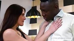 AnalIntroductions Rachel Adjani - Interracial Anal With Black Stallion