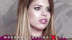 WoodmanCastingX Macarena Lewis