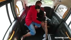 SexInTaxi E30 Maddy Black - She Exchanged An Unfaithful Boyfriend For A Taxi Driver