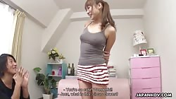 JapanHDV - Ann Takase Gets To Meet A Fan In Her Home Today To Suck And Fuck