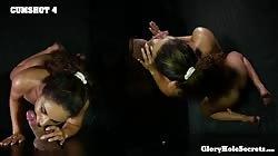 GloryHole Secrets Liv Revamped - Second Glory Hole Pov