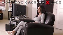 WoodmanCastingX Shay Evans Casting Hard