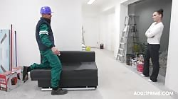 AdultPrime Wendy Moon - Construction Worker