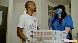 BrickYates Cece - Pizza Delivery During A Pandemic
